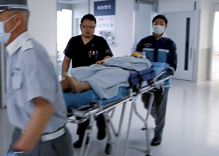 自治医科大学附属さいたま医療センター 救急科