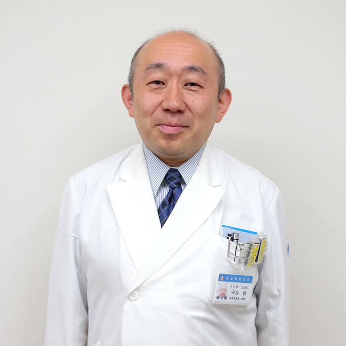 先輩ドクターの声:救急科 科長 守谷 俊