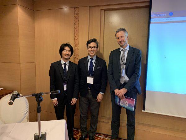 鈴木医師、讃井医師がESICM EUROASIAで発表しました。