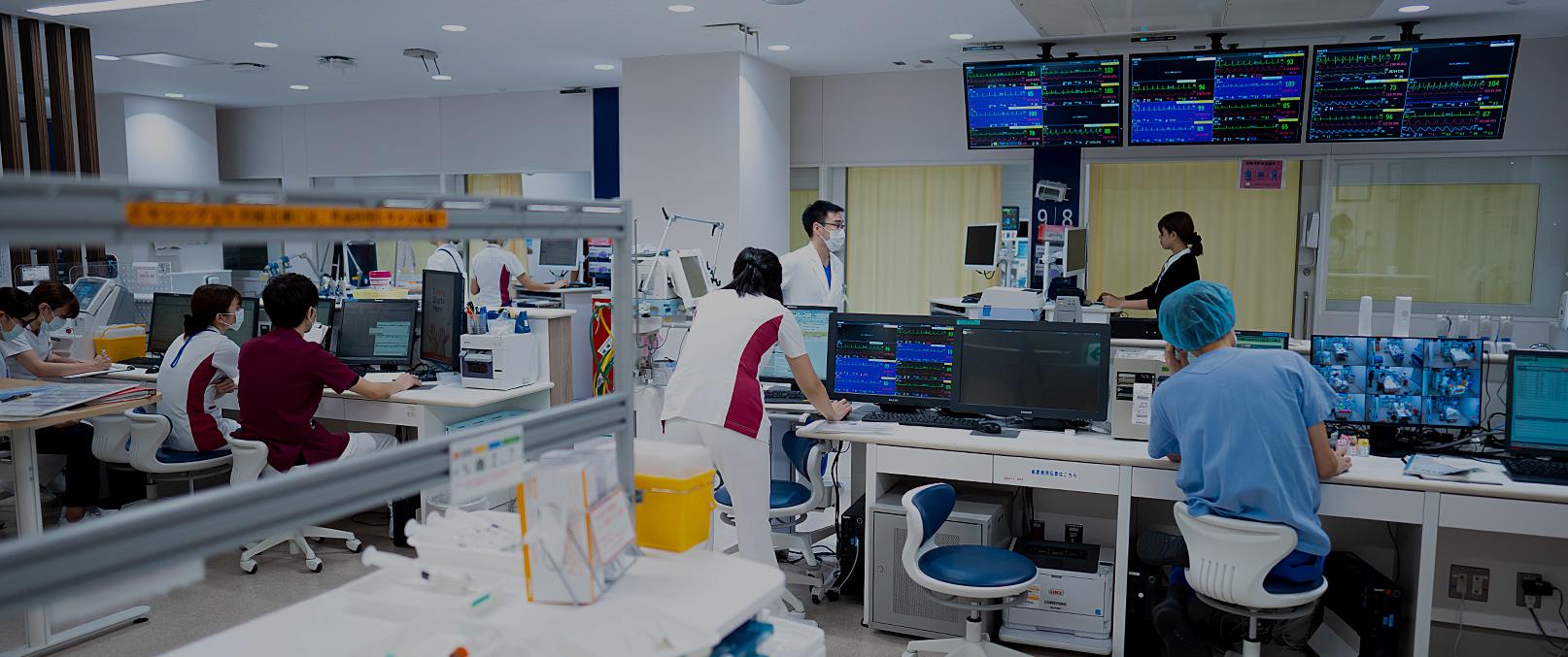 自治医科大学附属さいたま医療センター 集中治療部